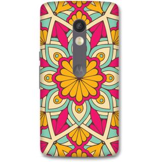 Moto X Play Designer Hard-Plastic Phone Cover From Print Opera - Graffiti & Illustration