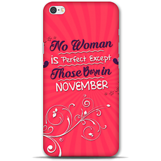 IPhone 6-6s Designer Hard-Plastic Phone Cover From Print Opera -Perfect Women Born In November