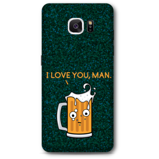 Samsung Galaxy Note 5 Designer Hard-Plastic Phone Cover From Print Opera - Cup Of Beer