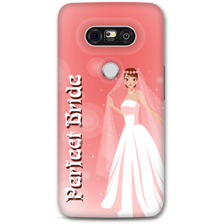 Lg G5 Designer Hard-Plastic Phone Cover From Print Opera - Perfect Bride