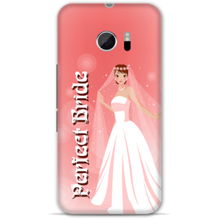 Htc 10 Designer Hard-Plastic Phone Cover From Print Opera - Perfect Bride