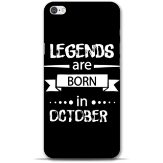 IPhone 6-6s Designer Hard-Plastic Phone Cover From Print Opera -October Born