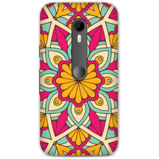 Moto G3 Designer Hard-Plastic Phone Cover From Print Opera - Graffiti & Illustration
