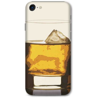 Iphone 7 Designer Hard-Plastic Phone Cover From Print Opera -Whiskey