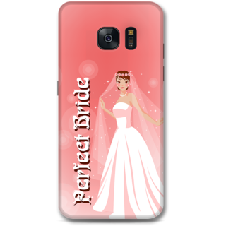 Samsung Galaxy S7 Designer Hard-Plastic Phone Cover From Print Opera - Perfect Bride