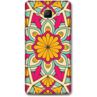 Samsung Galaxy A5 2014 Designer Hard-Plastic Phone Cover From Print Opera - Graffiti & Illustration