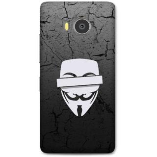Lenovo A7700 Designer Hard-Plastic Phone Cover From Print Opera -Joker