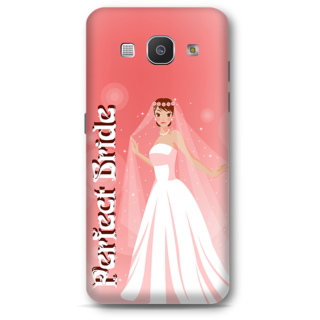 Samsung Galaxy A8 2015 Designer Hard-Plastic Phone Cover From Print Opera - Perfect Bride