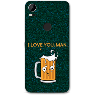 HTC 10 Pro Designer Hard-Plastic Phone Cover From Print Opera -Cup Of Beer