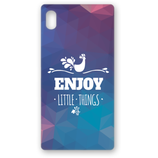 Sony Xperia Z5 Premium Printed Back Covers From Print Opera  Enjoy Little Things