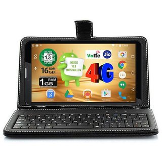 IKall N5 with Keyboard (7 Inch, 16 GB, Wi-Fi + 4G Calling)