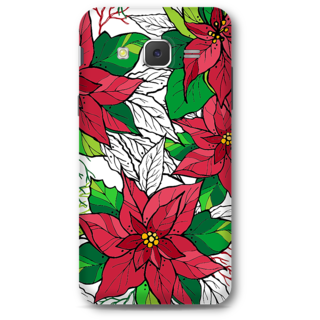 Samsung Galaxy J5 2015 Designer Hard-Plastic Phone Cover From Print Opera - Flowers