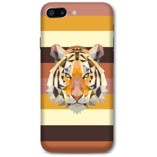 Iphone 7 Plus Designer Hard-Plastic Phone Cover FrSuper Cool Tiger Print Opera -Super Cool Tiger