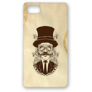 Sony Xperia Z5 Compact Printed Back Covers From Print Opera  Seholastic Moustache