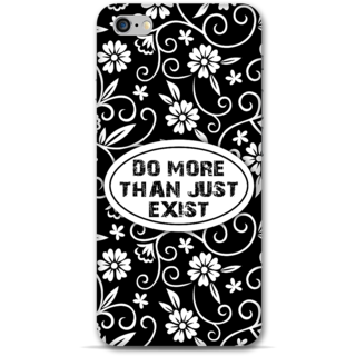 IPhone 6-6s Plus Designer Hard-Plastic Phone Cover From Print Opera - Do More