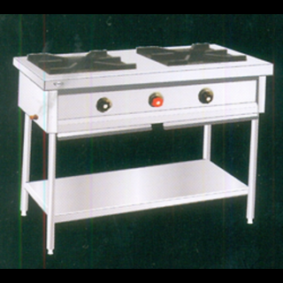 Gas Range Single Burner Gas