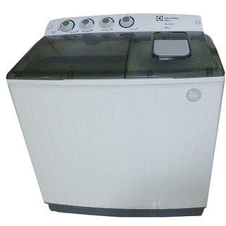 Electrolux ES12EMBL-CME 12 Kg Semi Automatic Top Load Washing Machine Black