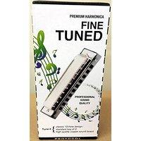 NEW! Premium Harmonica, Fine Tuned, Professional Sound