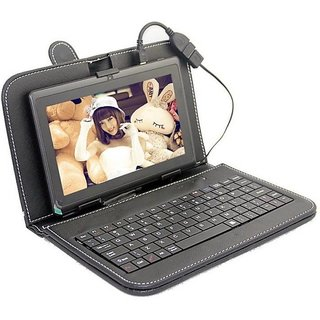 IKall N7  calling Tablet with Keyboard (7Inch 512MB 8GB)