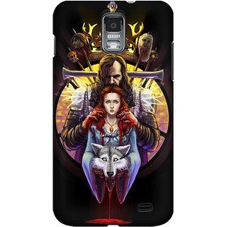 RAYITE Game Of Thrones Premium Printed Mobile Back Case Cover For Samsung S2