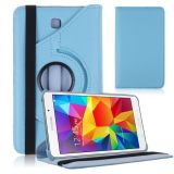 Callmate 360 Degree Rotating Case For Samsung Tab 4 8.0 T330/T331/T335 - SkyBlue
