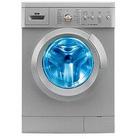 IFB Eva Aqua SX LDT Fully-automatic Front-loading Washing Machine (6 Kg, Silver)