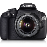 Canon EOS 1200D Kit With EF S18-55 IS II DSLR Camera