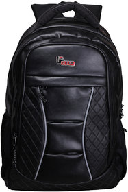F Gear President Black 30 liter Laptop Backpack