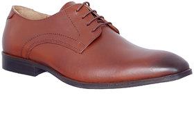 Allen Cooper AC-11703 Brown Premium Leather Formal Derb