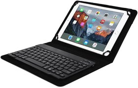 IKall N8 7 Inch Display 8  GB WiFi 3G Calling Tablet with Keyboard