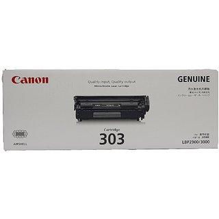Canon original 303 Black Toner Cartridge