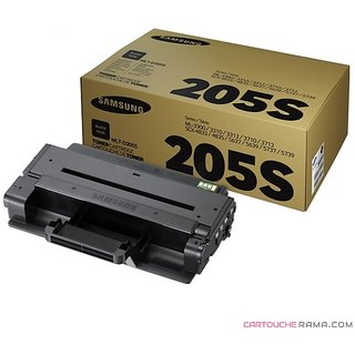 Samsung MLT - D205S / ZIP Black Toner Cartridge 205