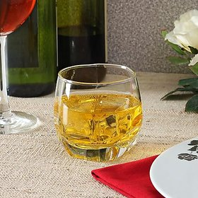 Ocean Glassware - Ocean Charisma Rock Glasses -  Set of Six Pieces - 340 Ml each