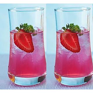 Ocean Glassware - Aloha range of 6 glasses - 280 ml each