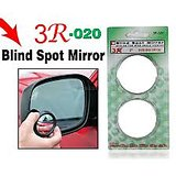 Circle Mirror For Bike And Cars Set Of Two Pc For ( Left & Right Mirror )