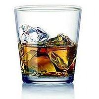 Ocean Glassware-Ocean Nova Rock Glasses-Set Of 6 Pieces-300 Ml Each