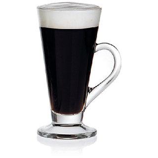 Ocean Glware Kenya Irish Coffee Mugs Set Of 6 230 Ml