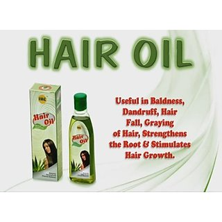 IMC Herbal Hair Oil 200 ML WHO Approved for Hair Grow Baldness