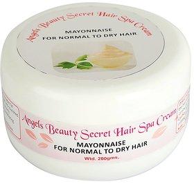 Angels Beauty Secret Mayonnaise Hair Spa Cream