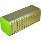 Mectronix B 2 Metal Portable Soundbox With Thump Bass  Supports Bluetooth,Aux,Memory Card  Portable Bluetooth Mobile/Tablet Speaker  Green, 2.1 Chann