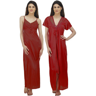 5af3fd4f26 Buy Arlopa Nighty With Robe Online - Get 70% Off