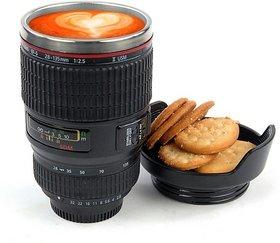 Creative Camera Lens Coffee Mug