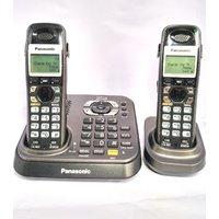 Panasonic KX-TG9341BX Digital Cordless Phone With Answe