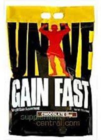 Universal Nutrition Gain Fast 10lbs Chocolate
