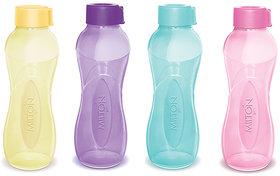 Kudos Milton Plastic bottle 1 litre set of 4 piece