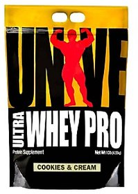 Universal Nutrition Ultra Whey Pro 10 Lb Cookies  Cream