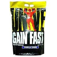 Universal Nutrition Gain Fast Vanilla Shake 10 Lb
