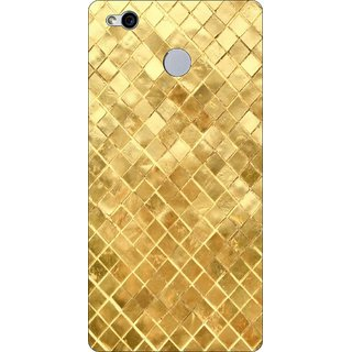 Go Hooked Designer Soft Back Cover For REDMI 3S + Free Mobile Stand (Assorted Design)