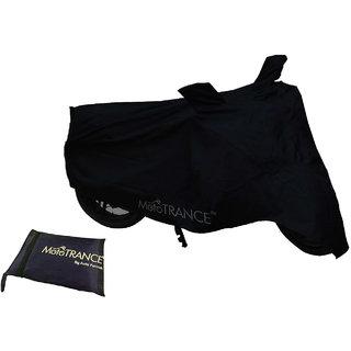 Mototrance Black Bike Body Cover For Honda CB 400