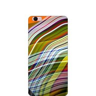 Go Hooked Designer Soft Back Cover For VIVO V5 PLUS + Free Mobile Stand (Assorted Design)